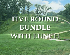 FIVE ROUND BUNDLE WITH LUNCH